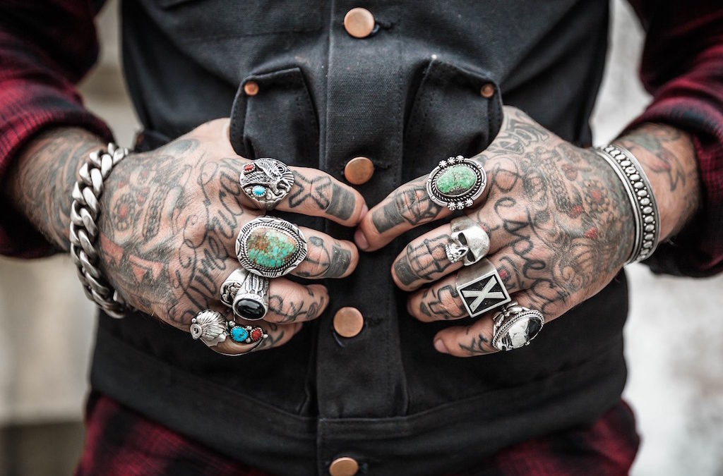 Douglas Grady On Why People Get Tattoos